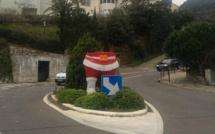 Pietranera : Le Père Noël décapité !