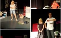 « Mon colocataire est une garce» au théâtre San Angelo à Bastia