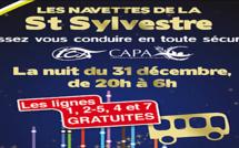 Ajaccio : Des navettes gratuites pour la Saint-Sylvestre