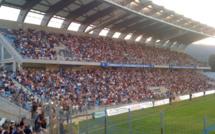 Stade de Furiani :  16 078 places mais huis-clos partiel face à Reims ?