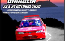 Sport automobile : 50ème Ronde de la Giraglia ce week-end