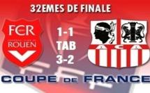 Coupe de France : L'ACA encore à la trappe!