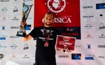 Anthony Duriani est le bikingman Corsica 2020