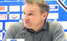 "SC Bastia : Les ""excuses"" de Frédéric Hantz"