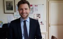 François Chazot, nouveau directeur de cabinet du préfet de Corse