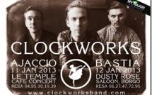 Clockworks au Temple de la Musique