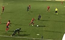 Football : Le FC Bastia-Borgo poursuit sa série face à Sète (1-0)