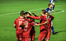 Le SC Bastia s'impose à Avranches (1-2)