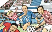 Une BD pour raconter le football corse aux enfants