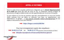 Ajaccio : retrouvez vos objets volés sur le catalogue établi par la police