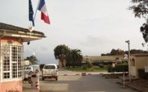 Sécurité routière : des panneaux pour protéger les employés du centre pénitentiaire de Casabianda