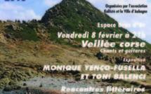 Journées Corses d'Aubagne : Du 8 au I0 Février