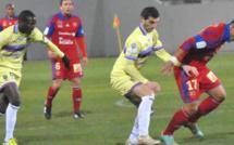 GFCA : Courte défaite à Arles-Avignon