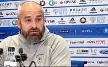 "VIDEO - Mathieu Chabert (SC Bastia) : ""en football, il n'y a pas de match facile"""