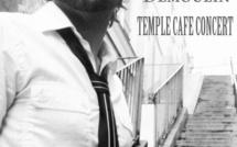 Arnaud Demoulin au Temple Café Concert le 26 Janvier
