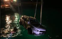 Insolite. La SNSM de Propriano récupère une voiture dans le port