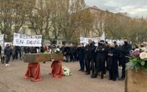 """Mobilisation à Bastia pour l'adoption du Plan Salvezza : """"Non à la mort des emplois en Corse !"""""""