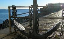 Balade dominicale sur le port Tino-Rossi d'Ajaccio...