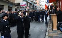 Ajaccio : L'hommage au préfet Erignac