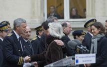 Manuel Valls rend hommage au préfet Erignac