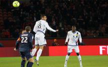 Pas d'exploit pour le Sporting à Paris (3-1)