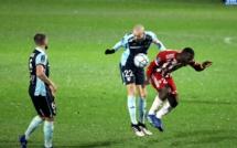 L'ACA en échec face au Havre (1-1)