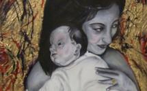 Les expositions : Maria-Erica Mieloni à la maison des quartiers Sud de Bastia