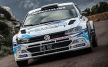 Jean-Mathieu Leandri vainqueur du XXIIIème Rallye National de Balagne