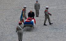 Harold Vormezeele : L'hommage du ministre de la Défense