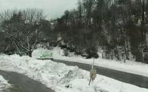Neige : Un peu partout du Nord au Sud