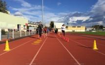 Des vacances sportives pour les athlètes de l'AJB