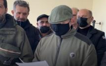 "Patriotti à Santa Maria Siché : soutien à Marcu Colleoni et ""appel au combat anti-répressif'"