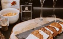 A table : Beignets de farine de châtaigne avec… La petite cuisine de Marie