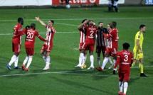 L'AC Ajaccio domine Pau (4-1)