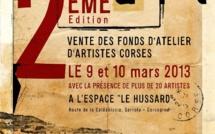 """Ajaccio : Le 2ème Salon Us'art à l'espace """"Le Hussard"""""""