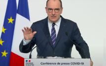 """Covid-19 - Jean Castex : """"ce qui est fermé reste fermé"""""""