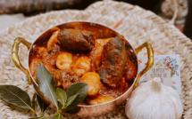 Un jour, une recette circuit court corse : les haricots au Figatellu