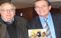 Corte : La médaille de A Rinascita à Jean-Pierre Pernaut !