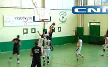 Basket Fed 3 Furiani et Vescovato : Une défaite et une victoire