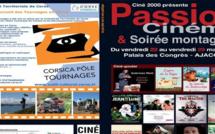 """""""Passion Cinéma et soirée montagne"""" du 22 au 29 mars au Palais des Congrès d'Ajaccio"""