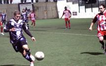 Le FC Calvi s'incline sur la fin face au leader Dunkerque