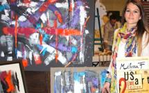 """2ème Salon Us'art à l'Espace """"Le Hussard"""" : Le diaporama"""