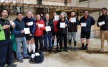 Rugby : les Zinsali ont leur carte santé Miloé