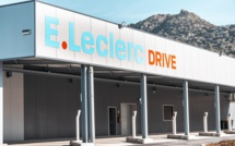 """Le Leclerc """"drive out"""" ouvre à Corbara"""
