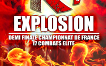 Kick Imperator 5/K1 Rules Explosion samedi à L'Île-Rousse !