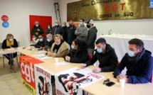 Corse-du-Sud : les syndicats appellent le secteur médico-social à la grève
