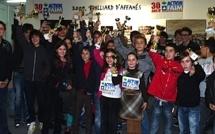 Bastia : Un tournoi d'échecs pour la lutte contre la faim