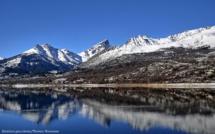 La photo du jour : le lac Calacuccia comme un miroir