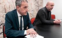 Journée en Balagne pour Jean-Guy Talamoni