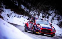 Rallye de Monte-Carlo : Pierre-Louis Loubet est reparti en super rallye